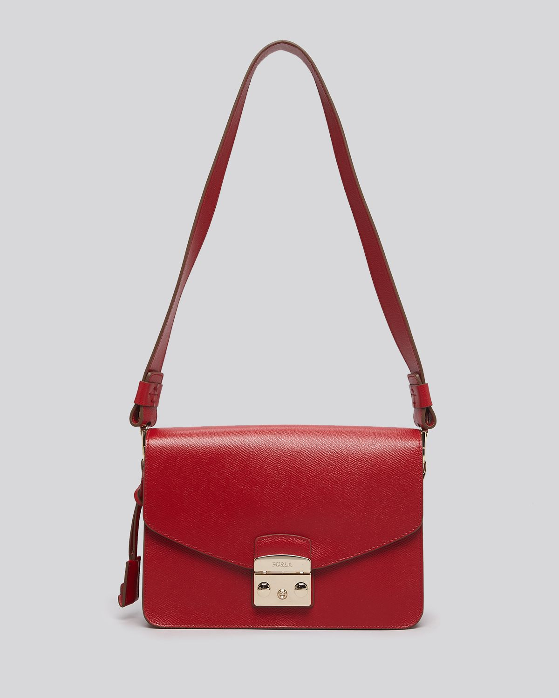 Metropolis shoulder bag - Red Furla Sale Real Outlet Cost EaXY09W