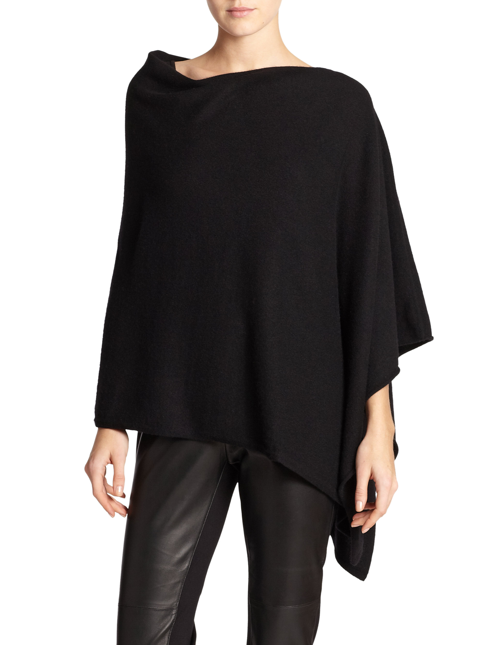 Poncho Sweater For Women