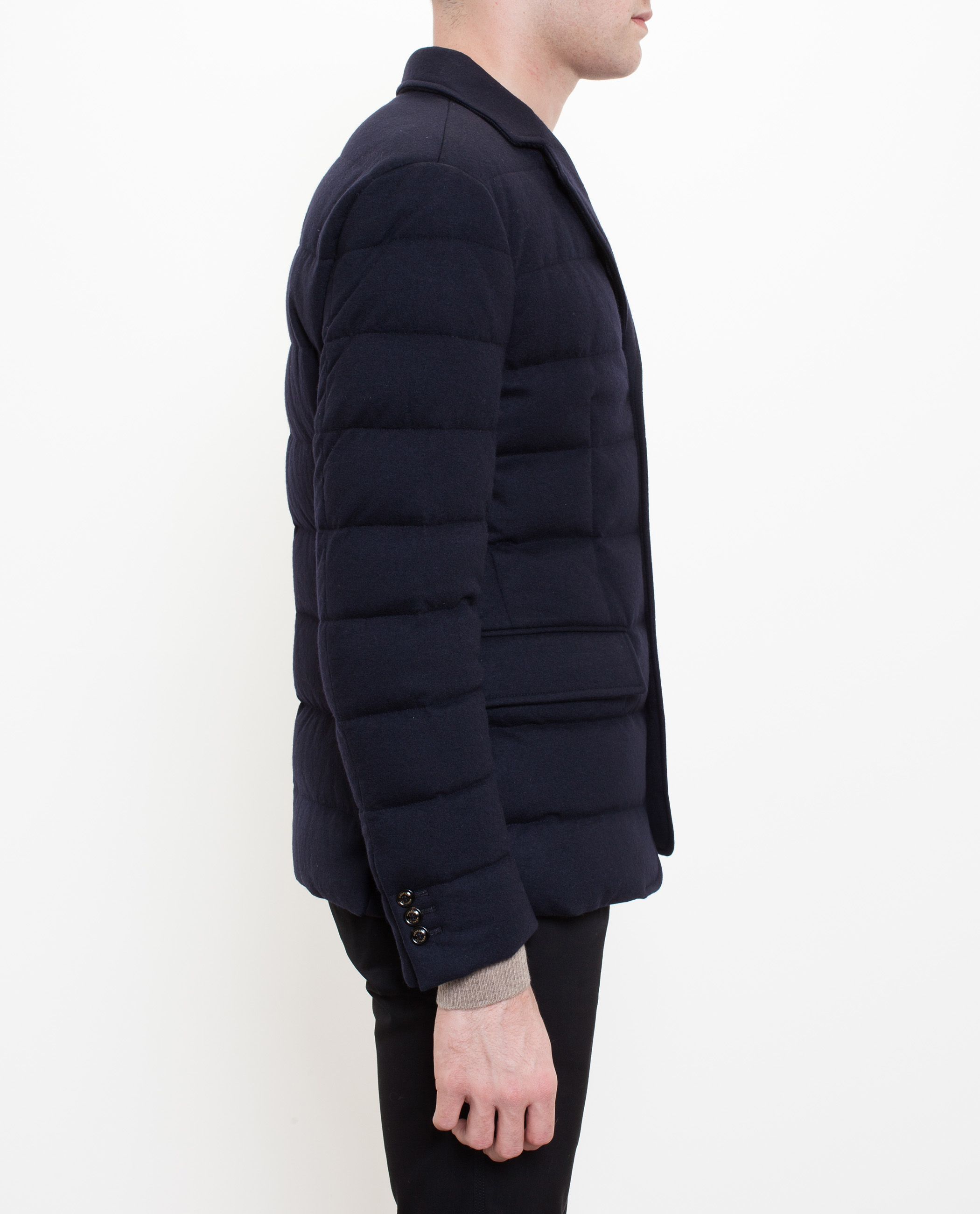 moncler coat flannels