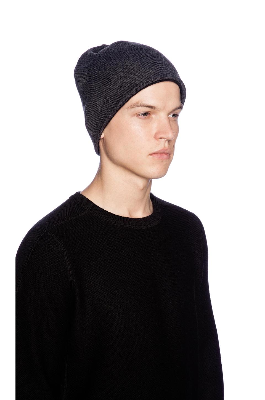 Lyst - Canada Goose Merino Wool Beanie in Gray for Men 8b78981e992a