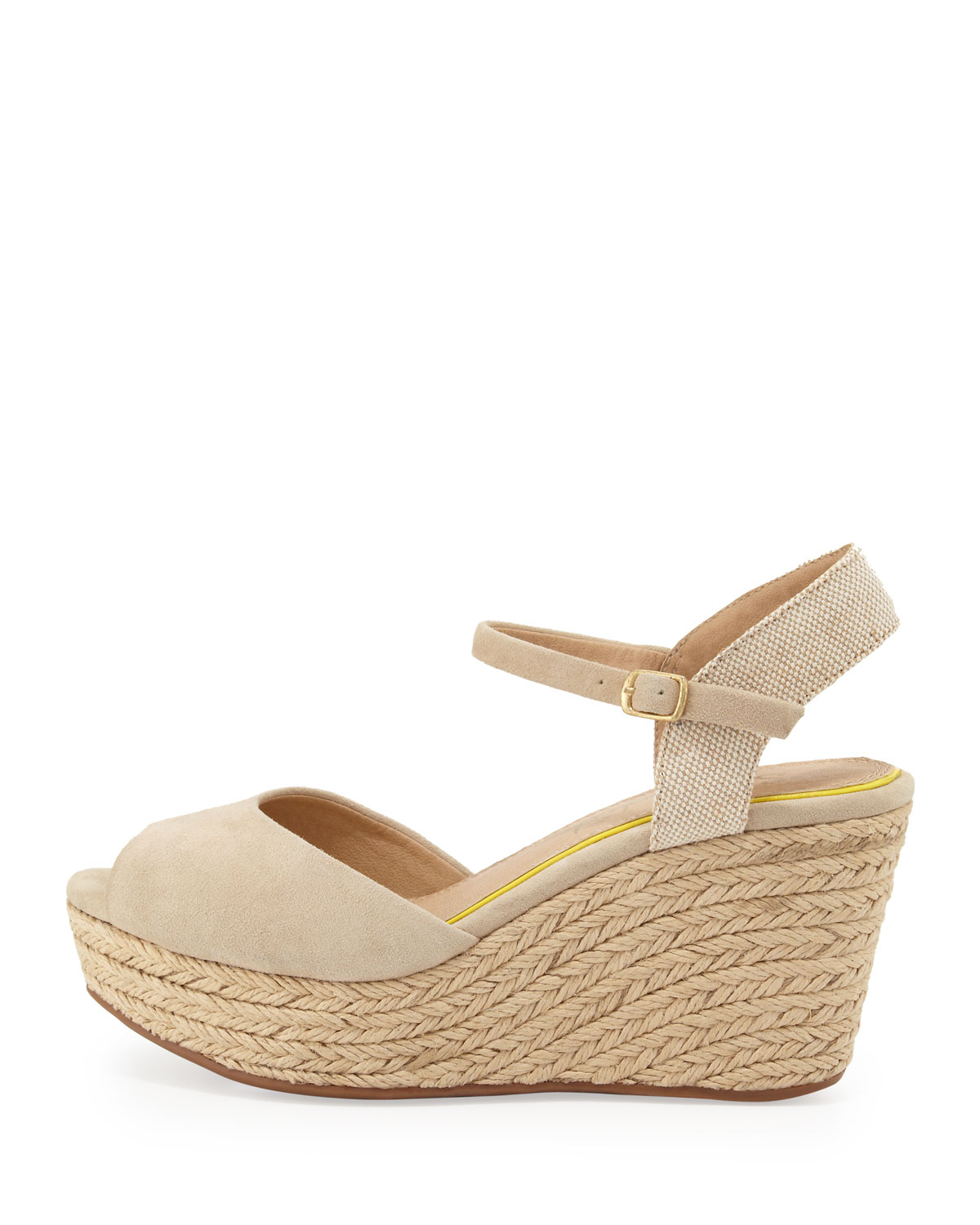 Splendid Ganes Suede Wedges clearance best place pay with paypal sale online cheap sale big discount tlsmupBY