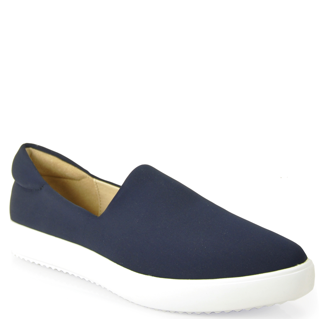 J Slides Slip On Sneaker In Blue Lyst