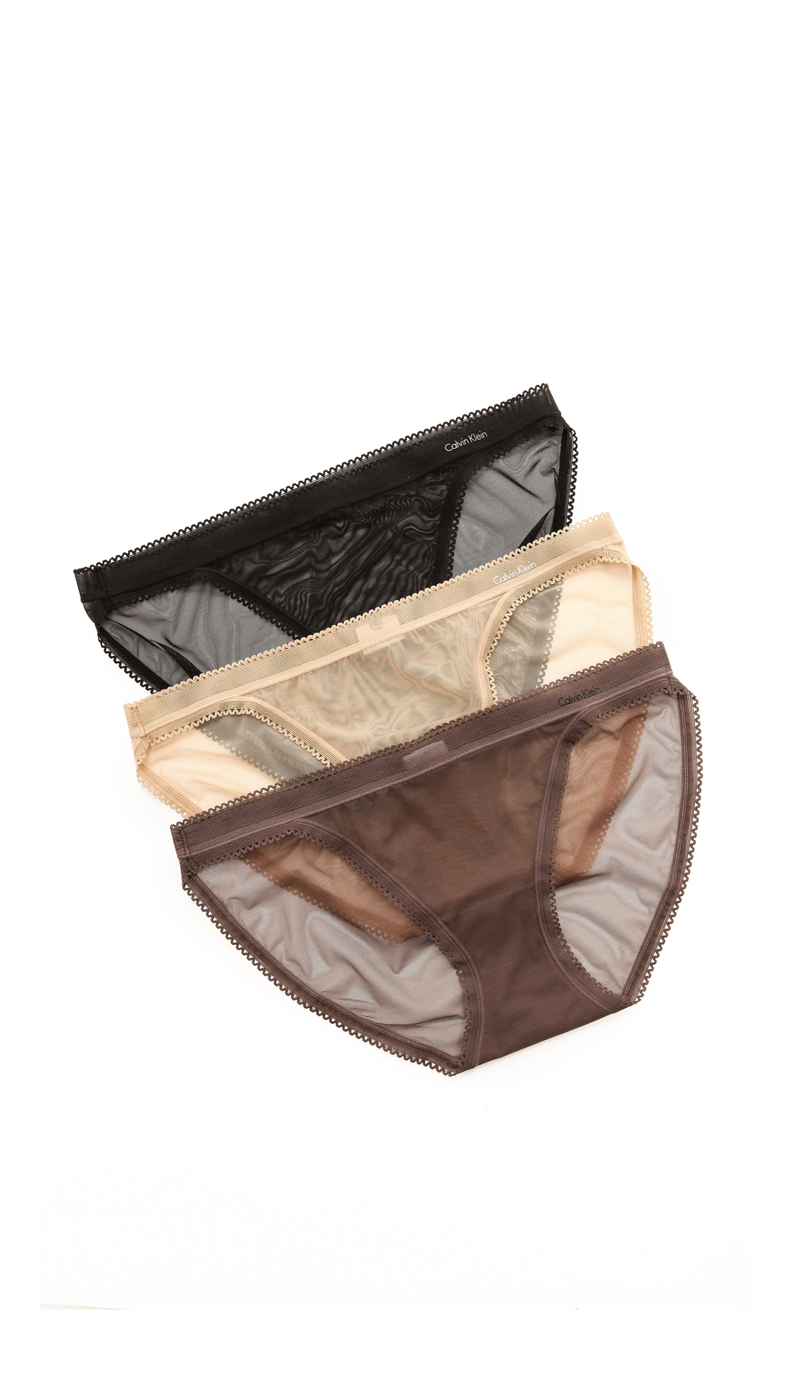 calvin klein icon string bikini 3 pack multi in. Black Bedroom Furniture Sets. Home Design Ideas