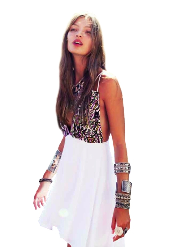 5fa29a1d00b3 For Love & Lemons For Love Lemons San Pedro Mini Dress in White ...