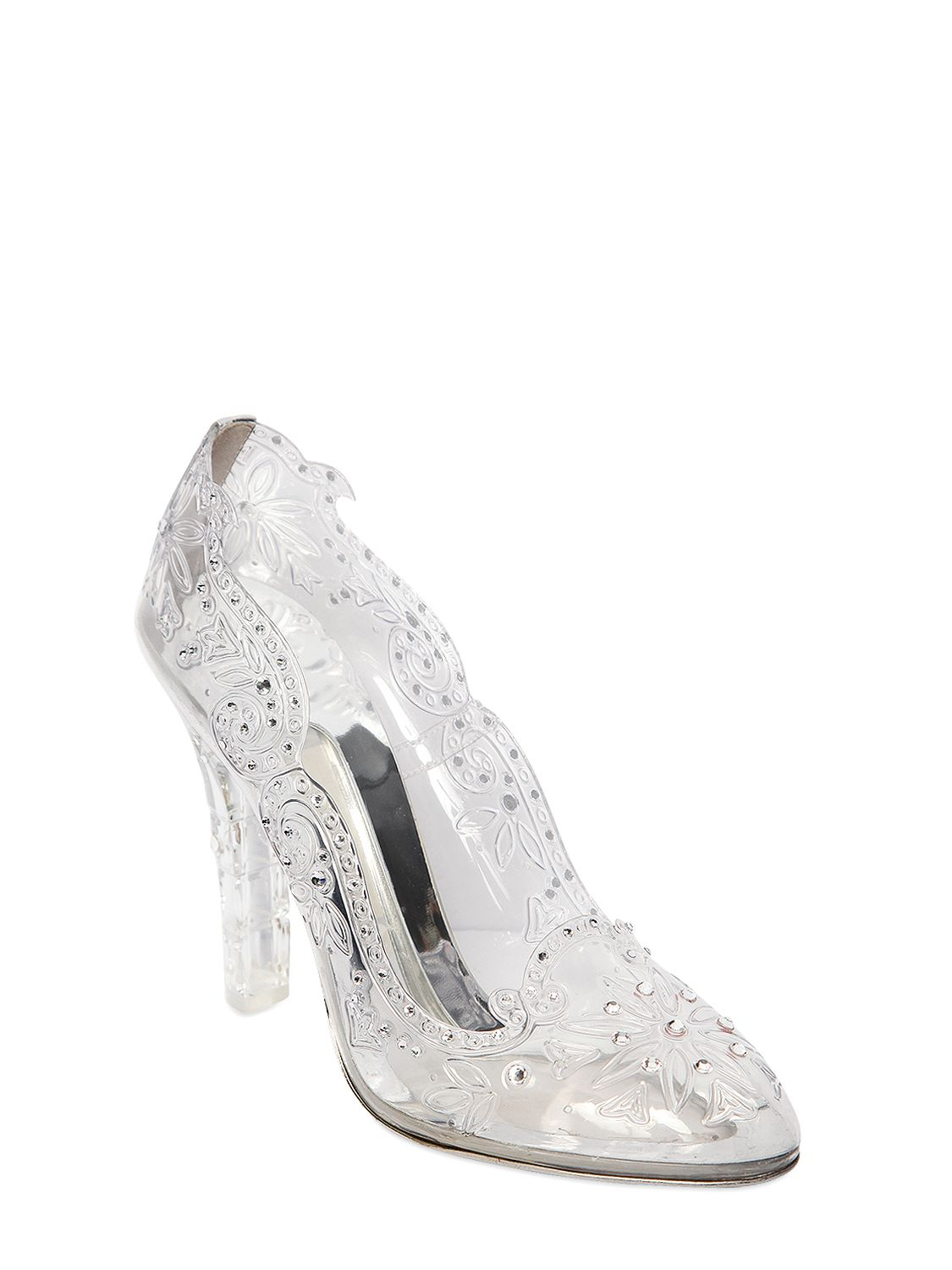 Shop Offer Online Recommend transparent Bette 105 PVC crystal pumps Dolce & Gabbana Browse Online Buy Cheap Pictures Exclusive nQrY3Guv