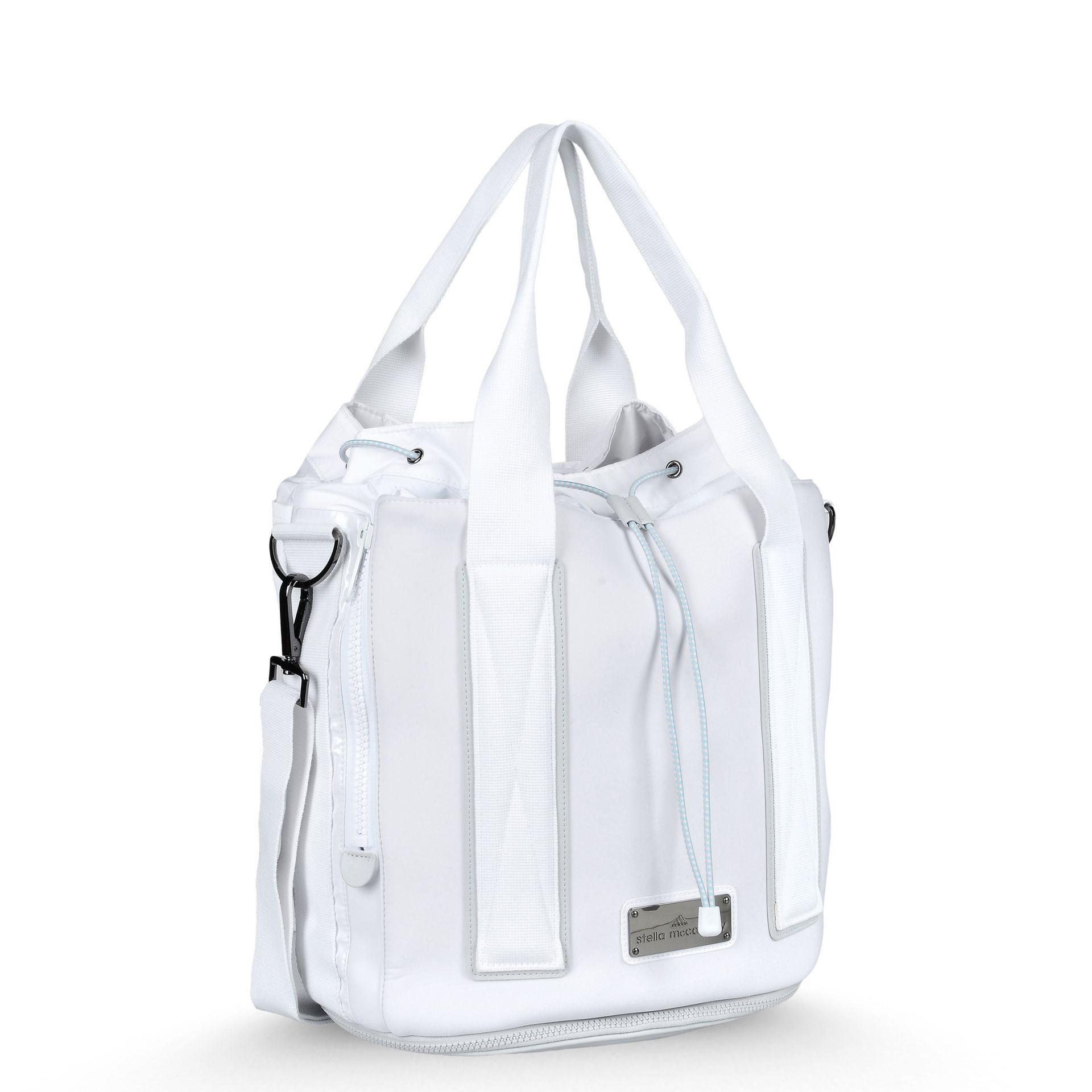 Lyst Stella Mccartney Tennis Bag In White