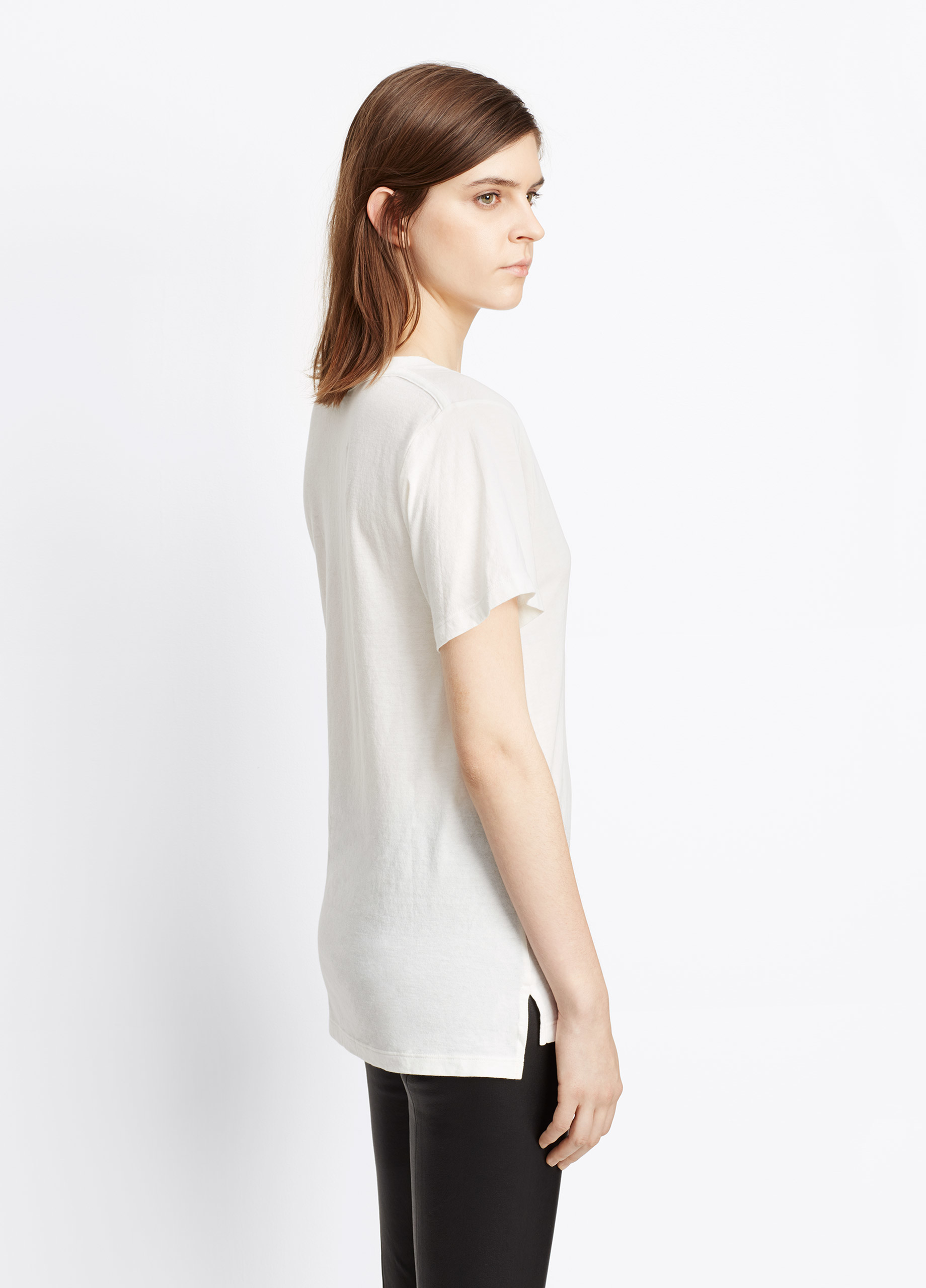 Shop pima cotton tee at Neiman Marcus, where you will find free shipping on the latest in fashion from top designers.