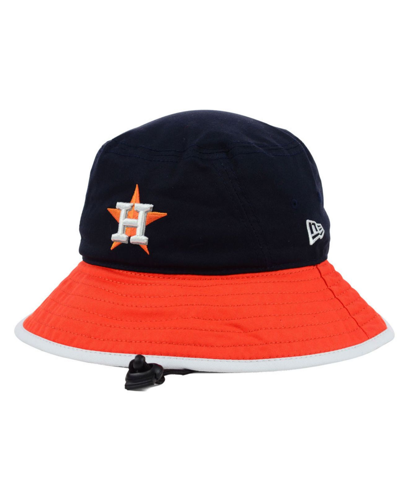 ... new zealand lyst ktz houston astros triple color tipped bucket hat in  blue for men e84b4 fa33e183038d