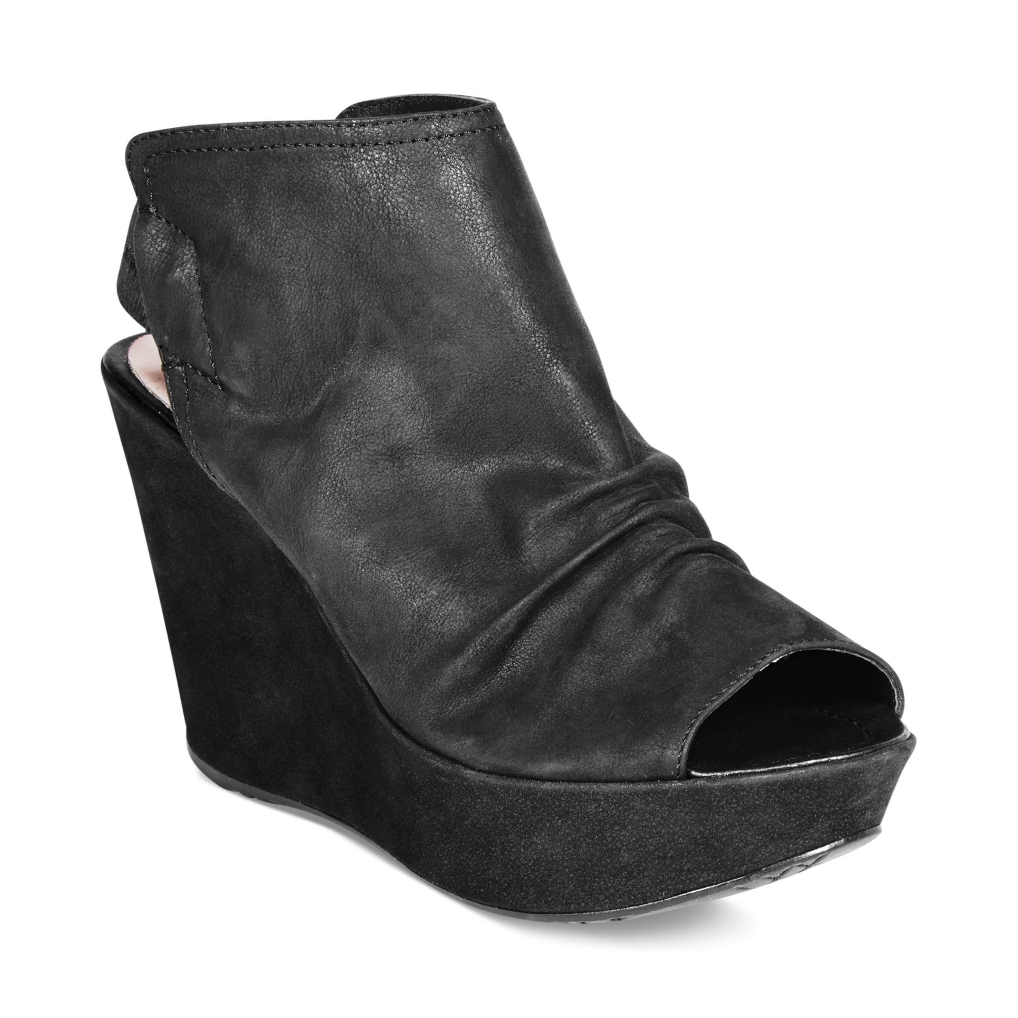 Kenneth Cole Reaction Womens Soul Search Platform Wedge