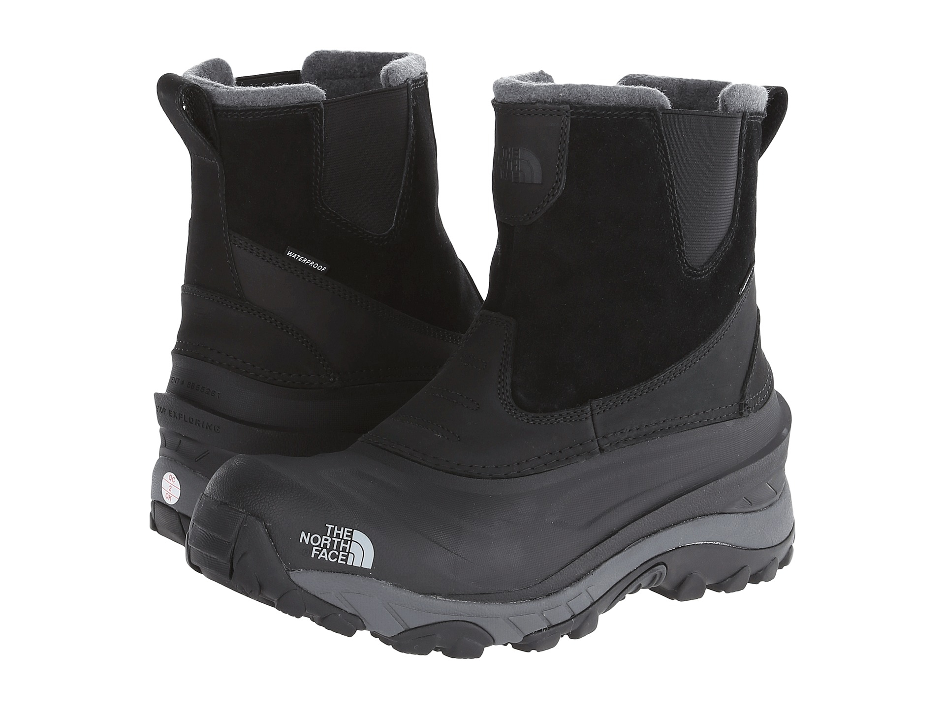 The North Face Chilkat Ii Pull On In Black For Men Lyst