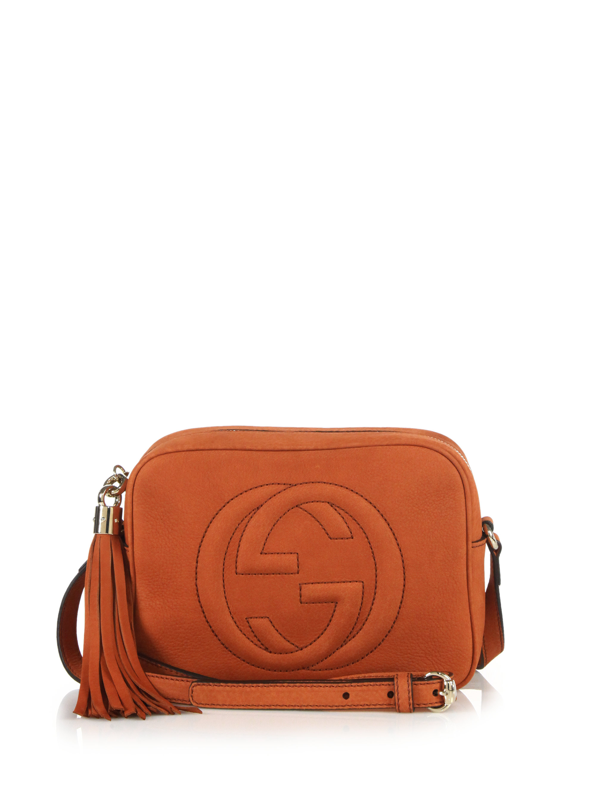 d7d3b82e4537 Gallery. Previously sold at  Saks Fifth Avenue · Women s Gucci Soho Bag