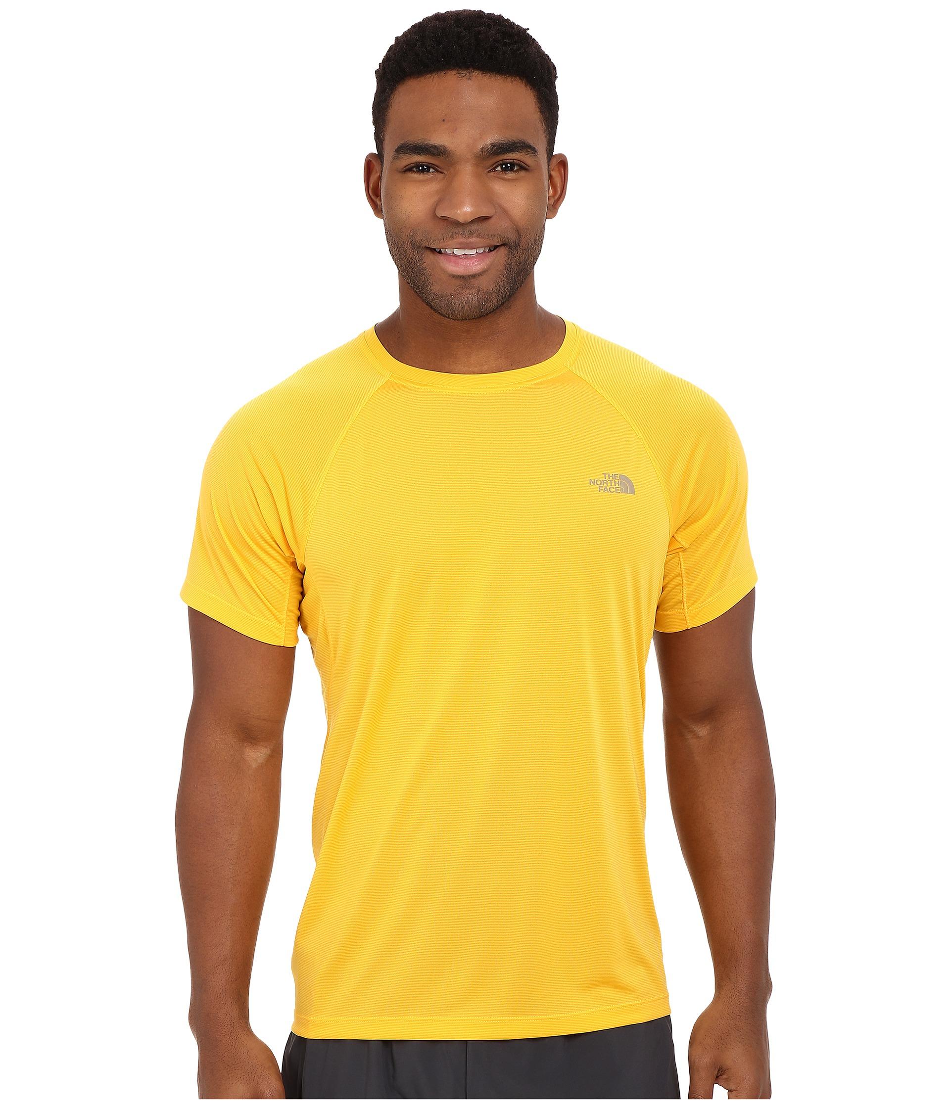 f298122b6 Men's Yellow Better Than Naked™ Short Sleeve Shirt