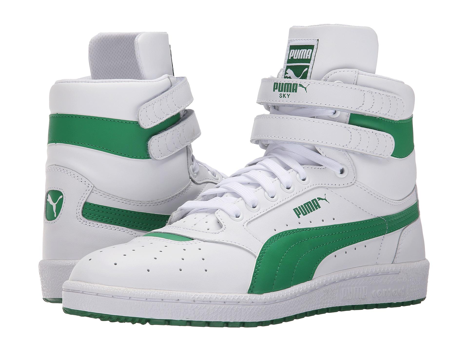 puma high sneaker sky high