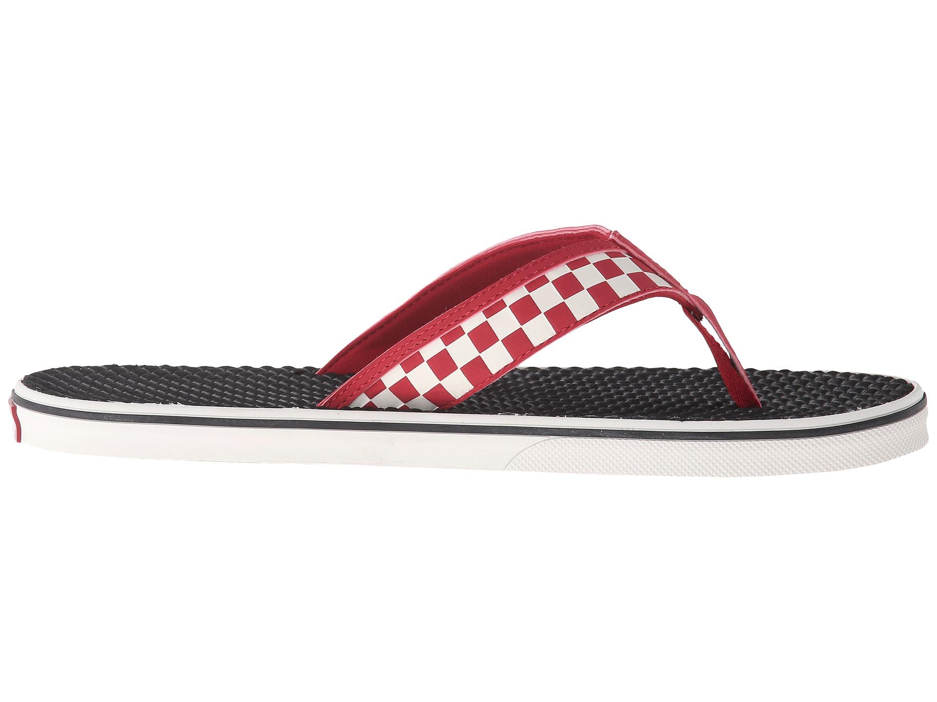 94d97264d005a0 Lyst - Vans La Costa in Red for Men