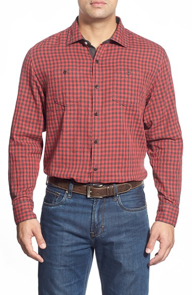 Lyst tommy bahama 39 all the time 39 original fit sport for Tommy bahama florida shirt