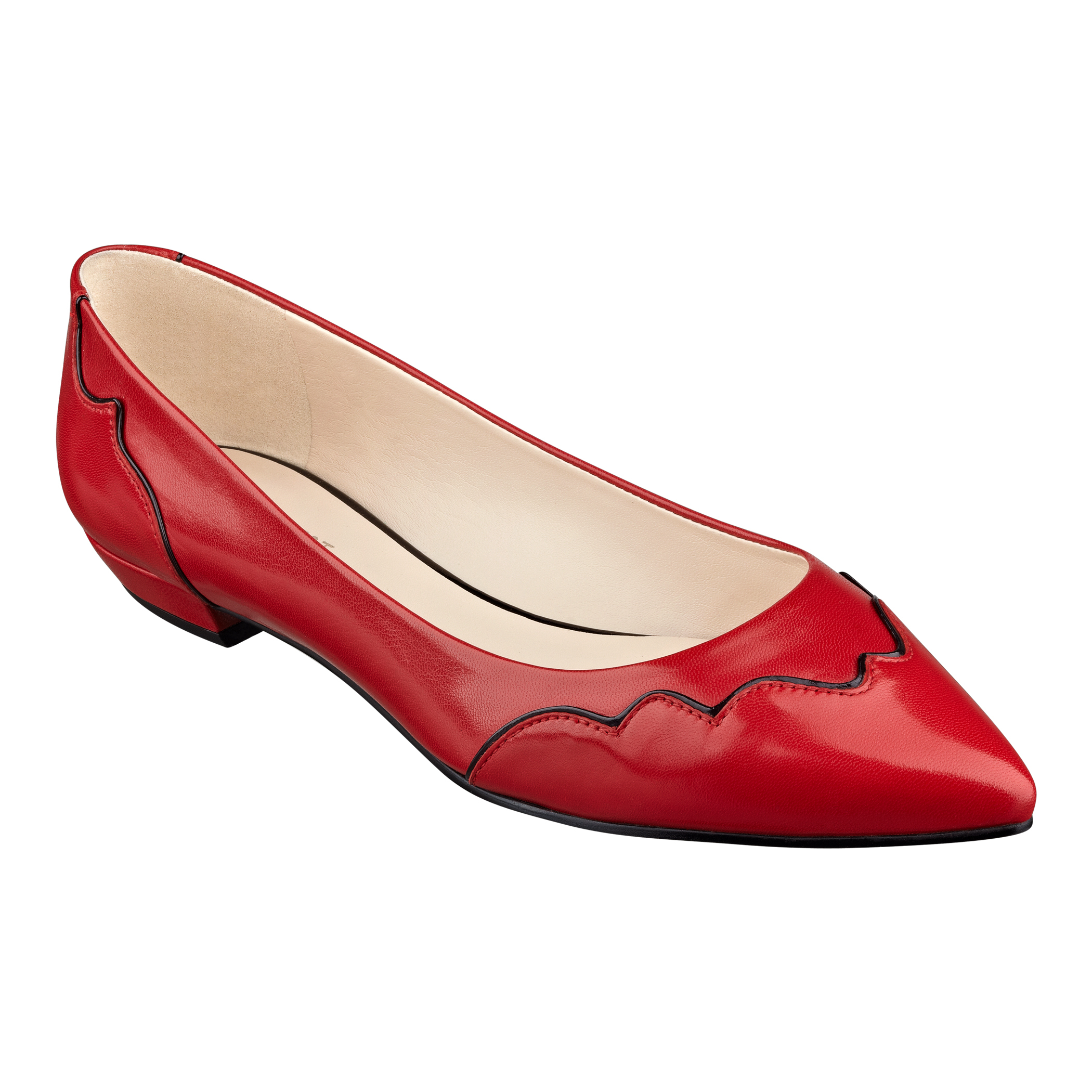 Givenchy Red Shoes