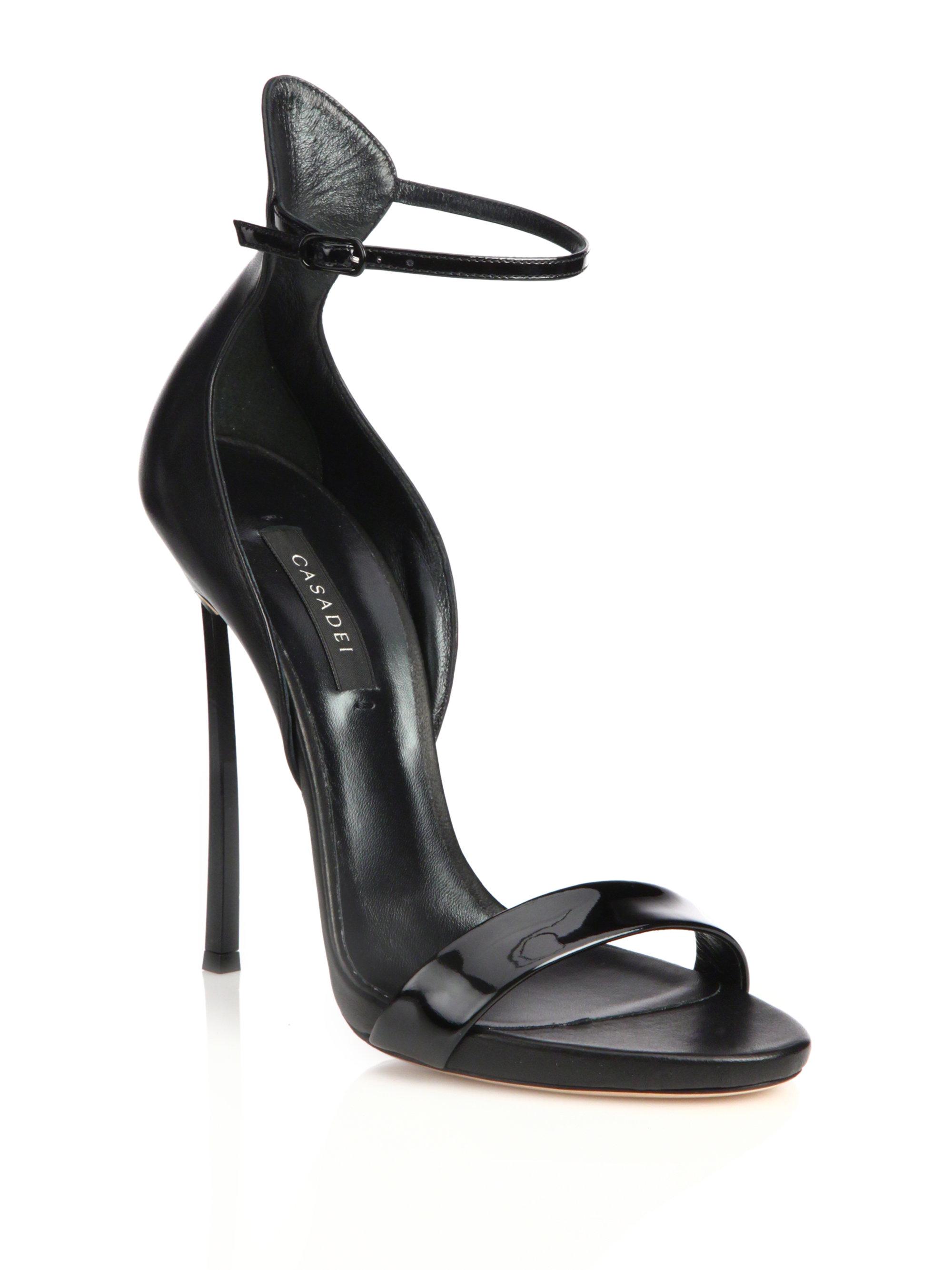 Casadei Leather Sandal xEDE94PNUn