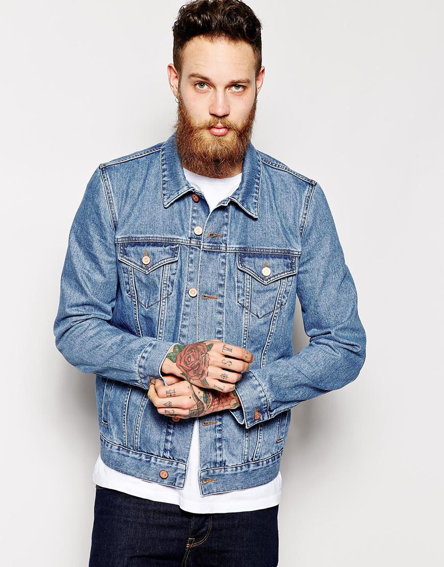 Denim Jacket Fit Men - My Jacket
