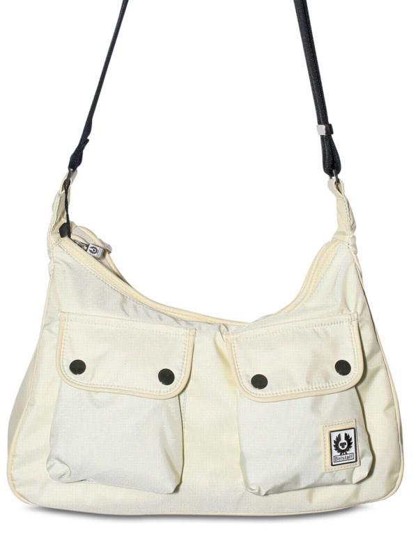 White Nylon Bag 99