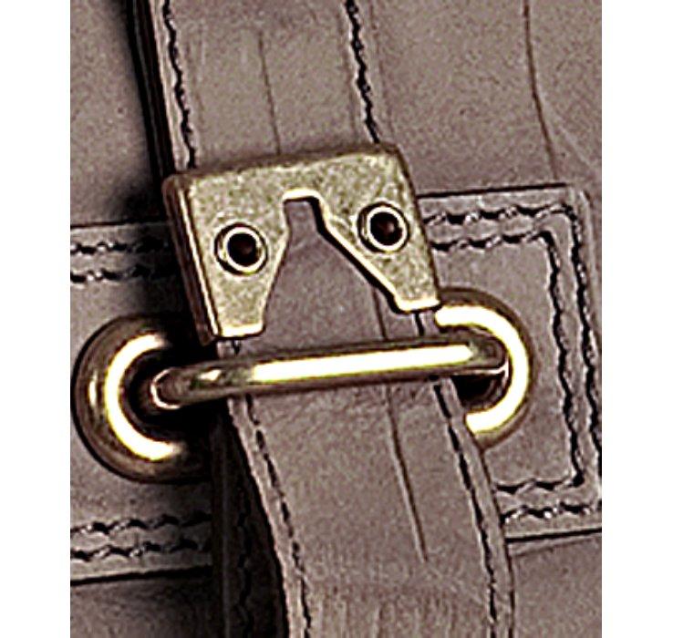 yves saint laurent leather besace shoulder bag