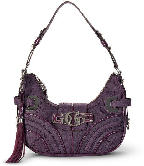 Guess Babette Bag in Purple - Lyst