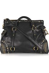 Miu Miu Studded Leather Bag