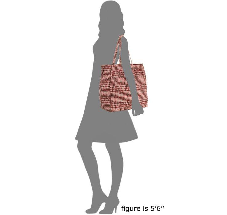 prada leather goods - prada printed tote bag