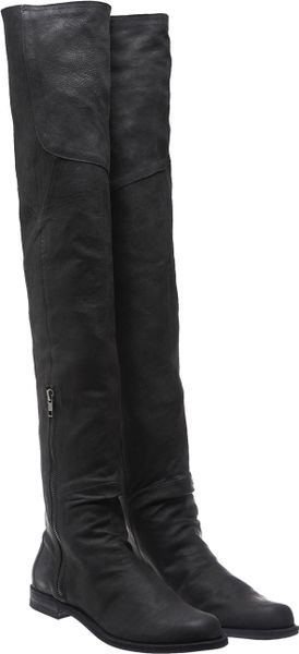 Ld Tuttle The Shaper Thigh High Boots in Black