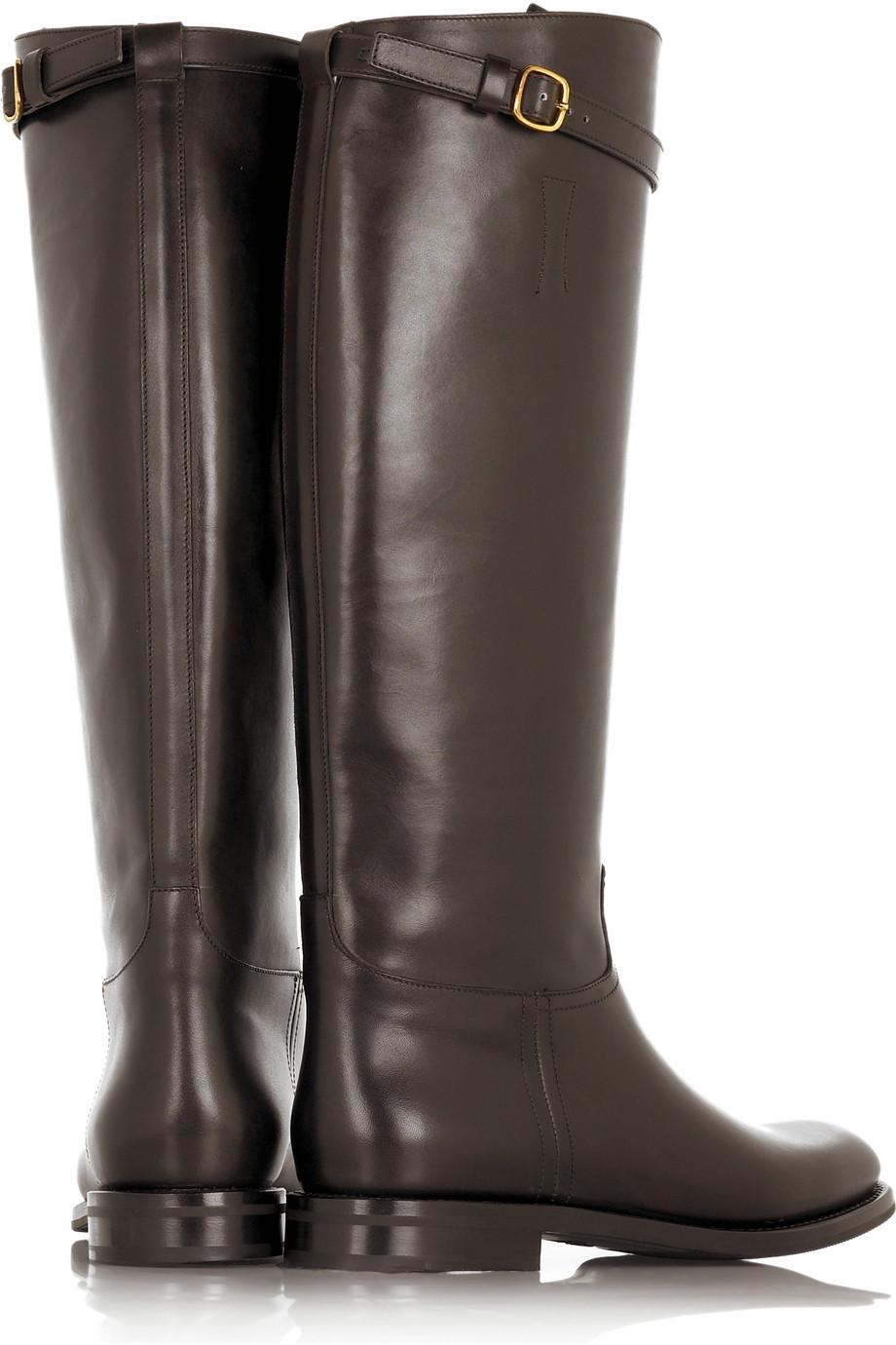 Church's Leather Riding Boots Ga7Fi