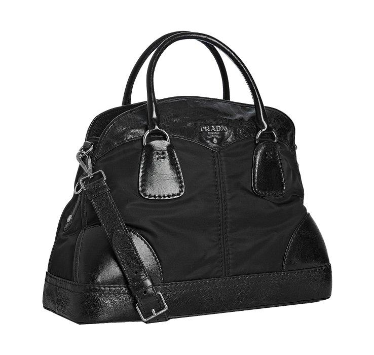 prada bag price - prada leather bowling bag
