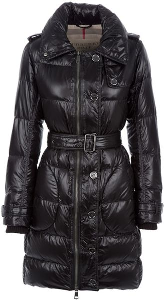 Burberry Mossdale Padded Coat - Lyst