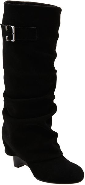 Naughty Monkey Detective Boot in Black