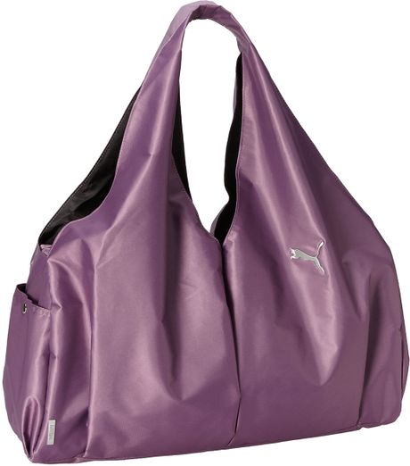Puma Fitness Lux Gym Bag in