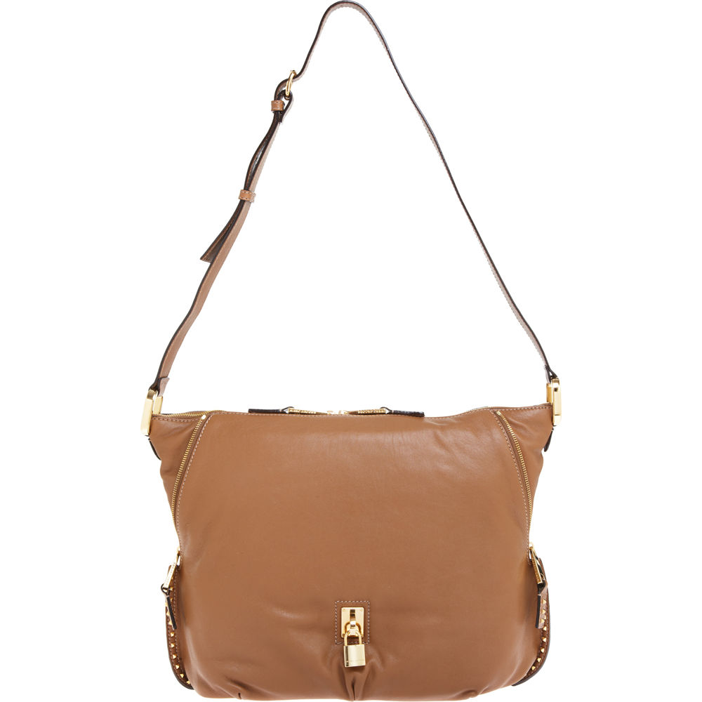 4b18228926a Marc Jacobs Paradise Stud Kate Messenger in Brown - Lyst