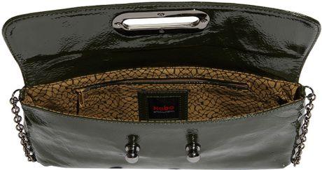 Hobo International Patent Shoulder Bag 37
