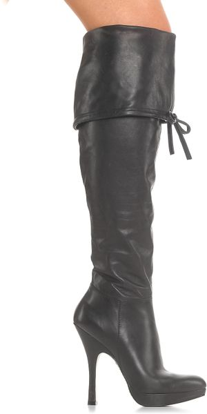 the knee wedge boots shopstyle for fashion and