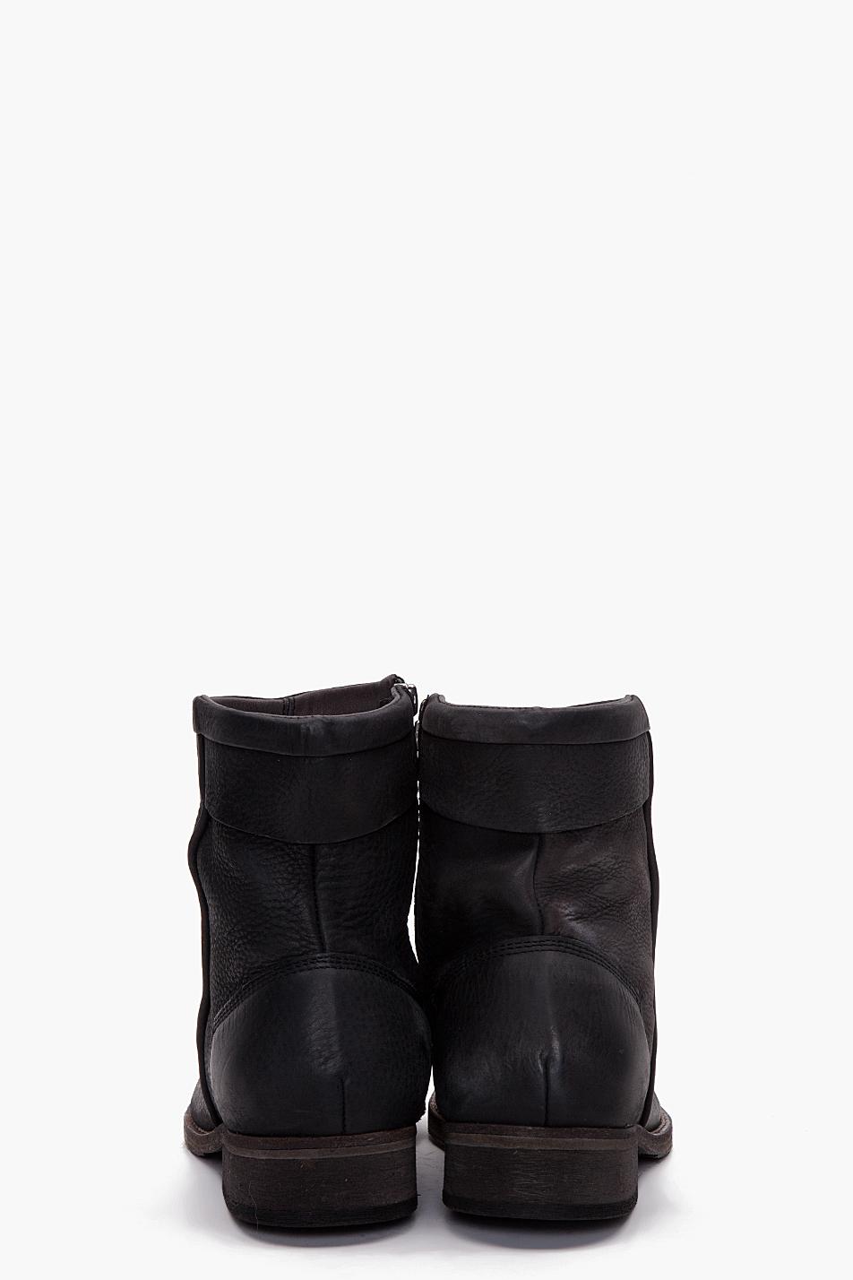 Ksubi Helter Boots In Black For Men Lyst
