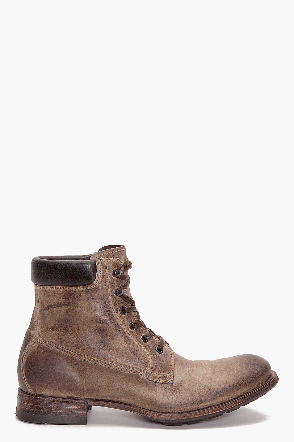 ndc forester r bronx boots in brown for lyst