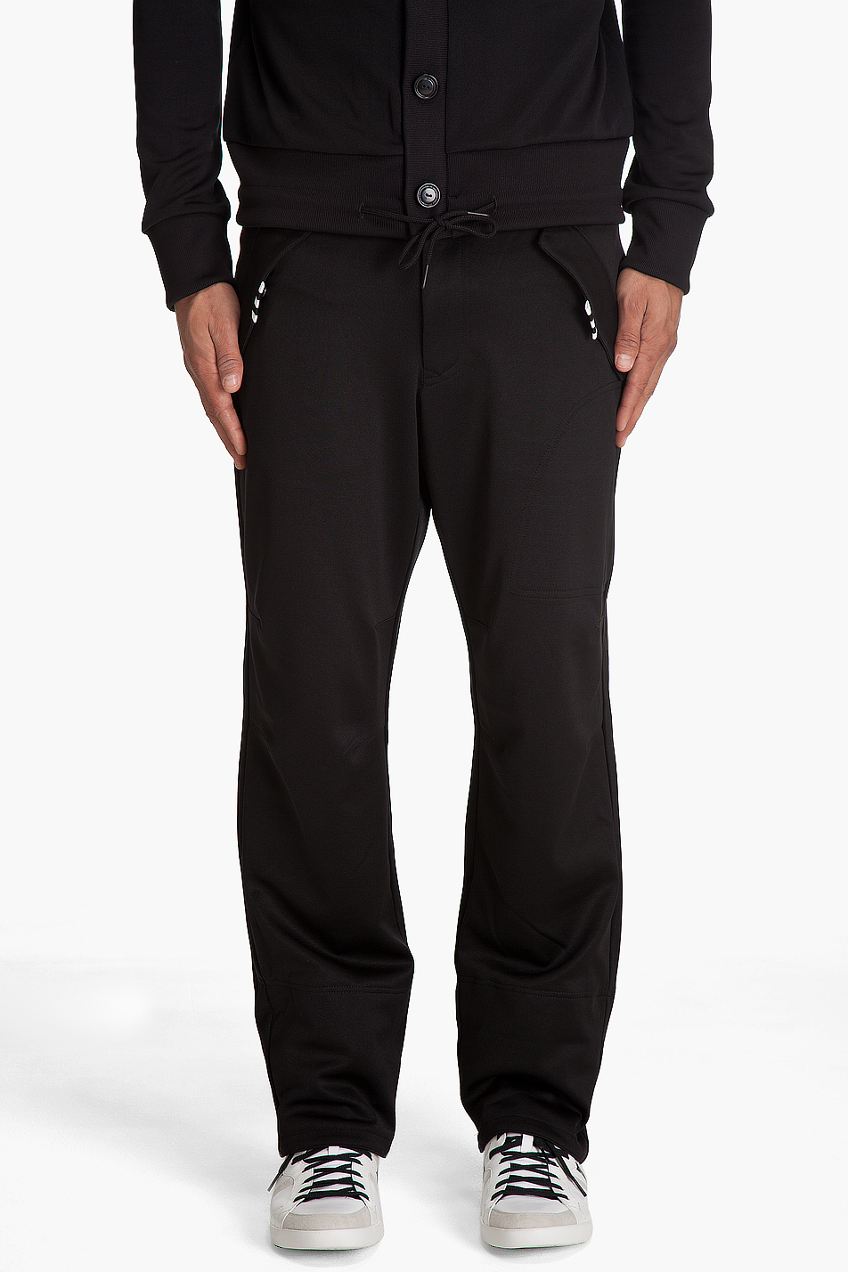 Buy Adidas Women's Black Originals 3 Stripe Cuffed Sweat Pants. Similar products also available. SALE now on!Price: $