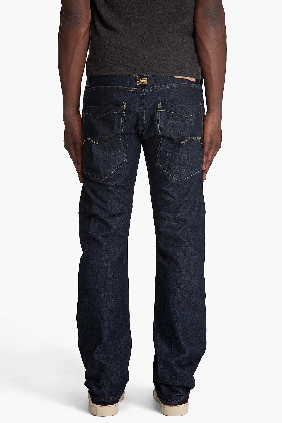nya anländer usa billig försäljning nya lägre priser G-Star RAW Victor Straight Jeans in Denim (Blue) for Men - Lyst