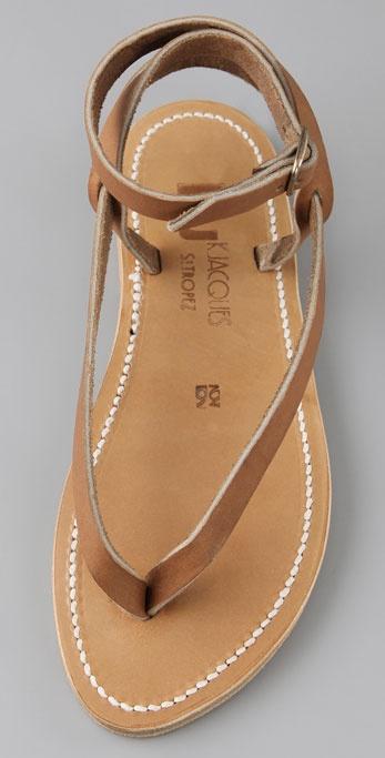Delta thong sandals K.Jacques YJEV5Y41