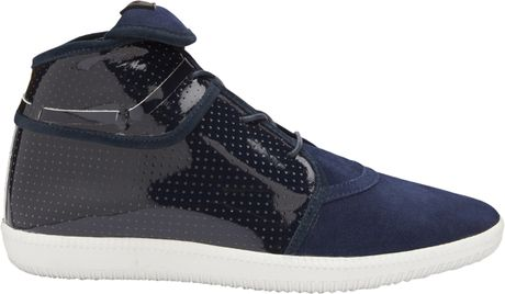 Android Homme Mach 1 Shoes in Blue for Men (navy