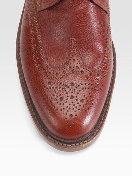 Florsheim Brogue Boot Wingtip Brogue Ankle Boots