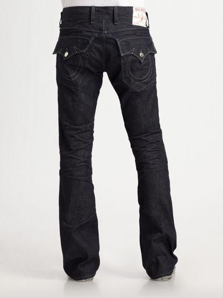 True Religion Billy Jeans Mens Men Grey True Religion