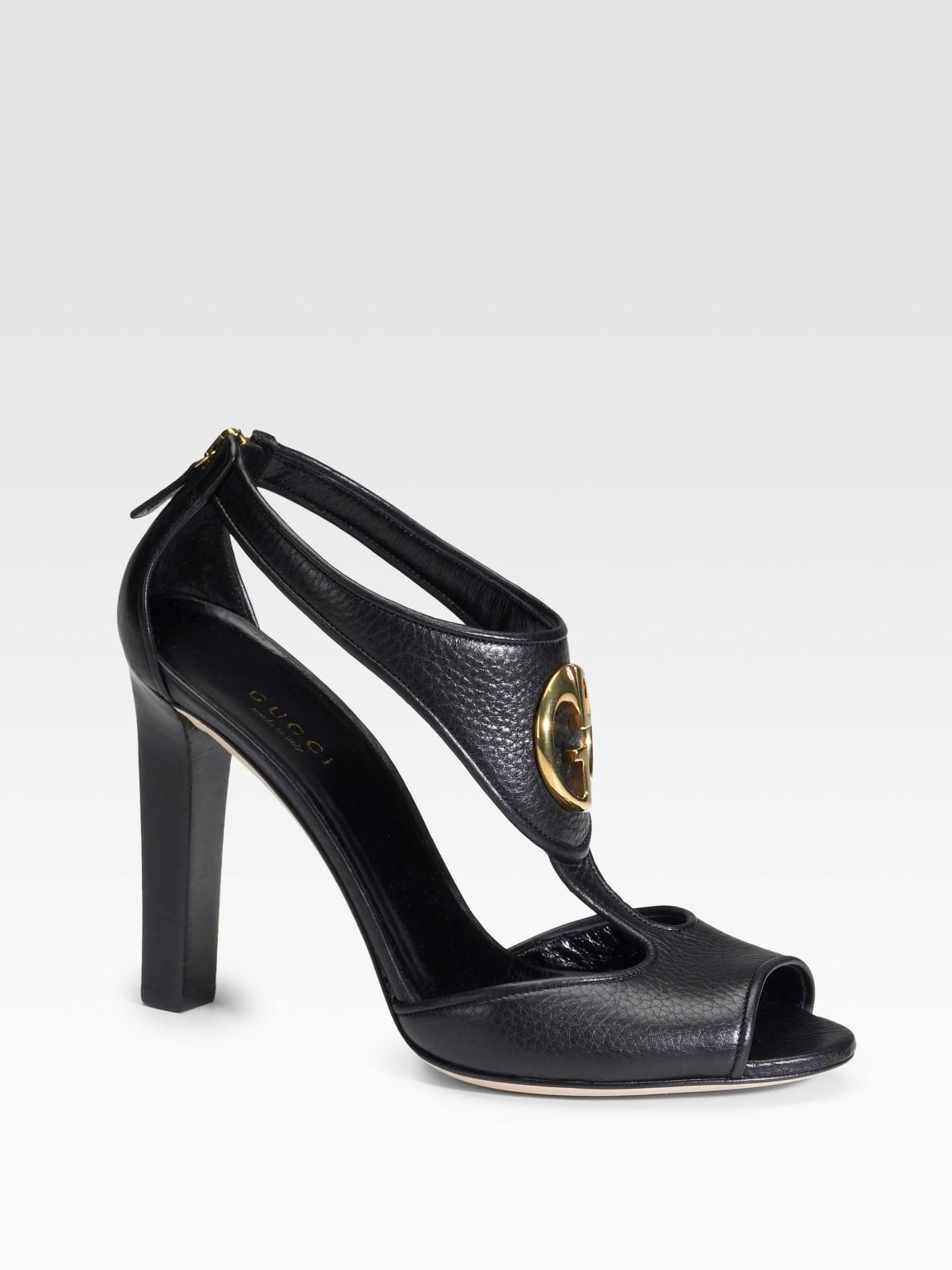 Женские сандали Gucci