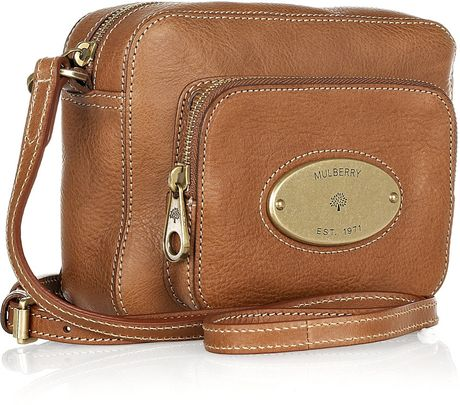 Mulberry Gracie Small Leather Shoulder Bag 93
