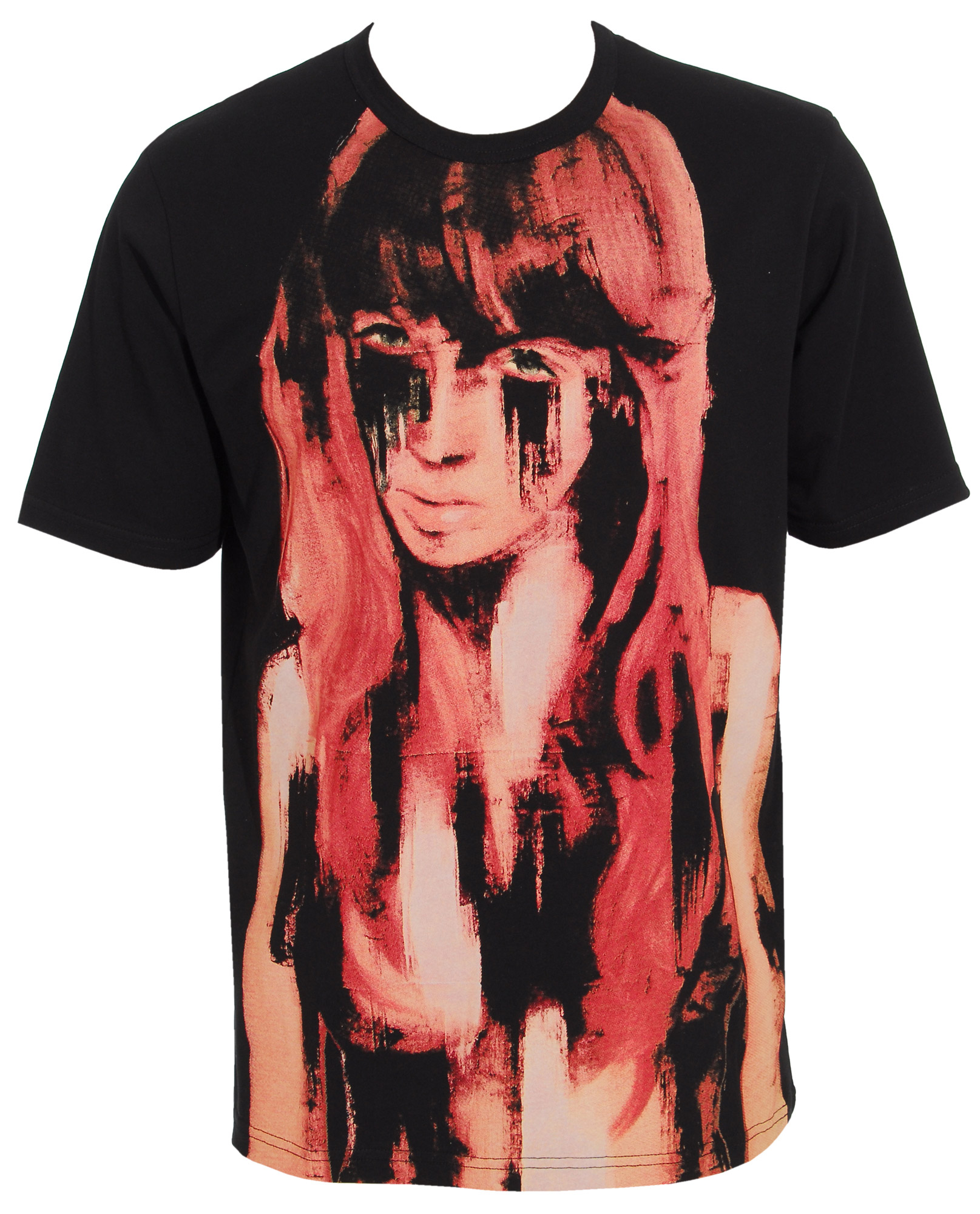 Beatrice Boyle Redhead T-shirt in Black for Men