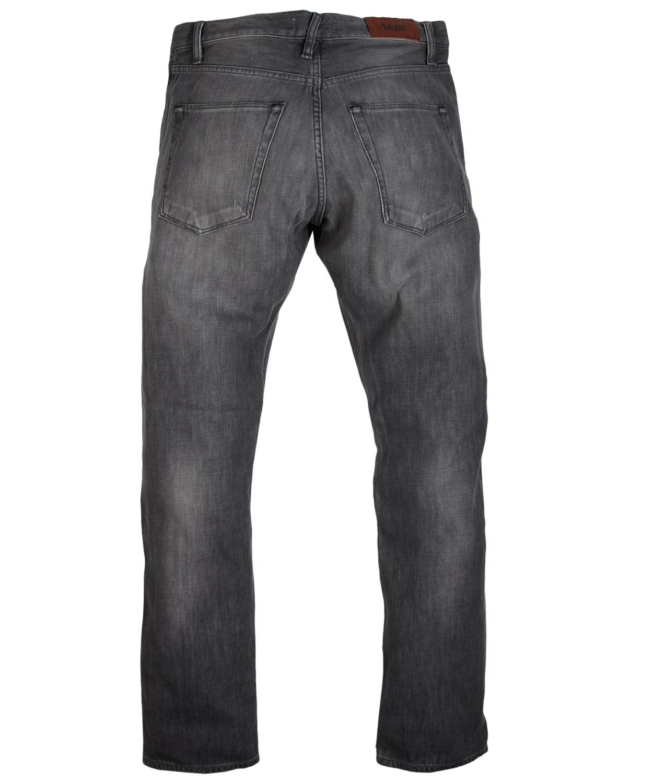 Acne Studios Mod Washed Black Jeans L32 for Men