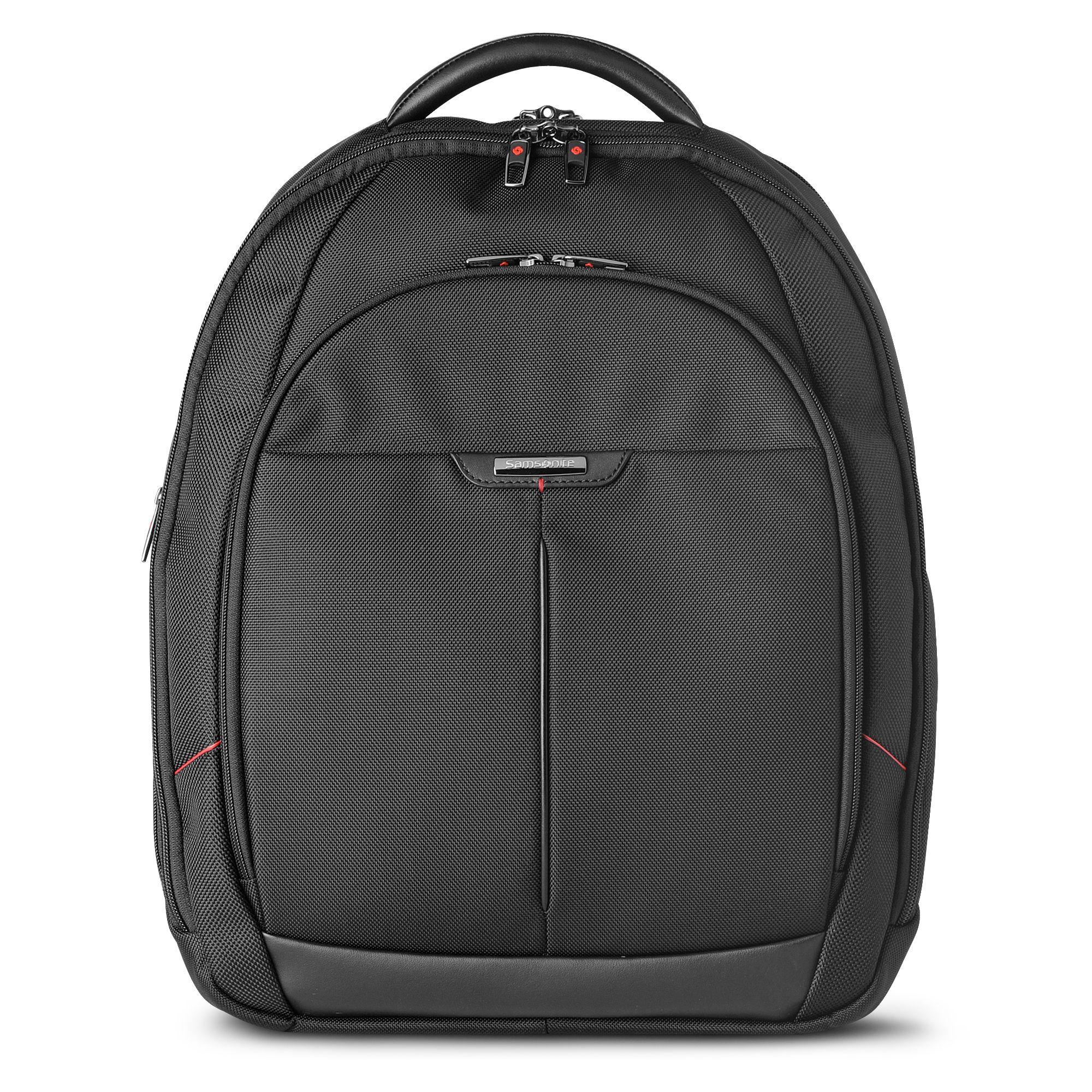 Samsonite Prou2013dlx3 Laptop Backpack In Black For Men | Lyst