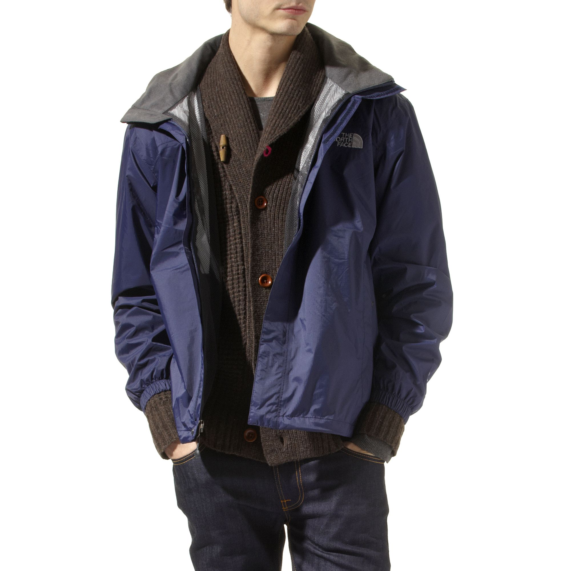 The North Face Resolve Jacket in Blue for Men